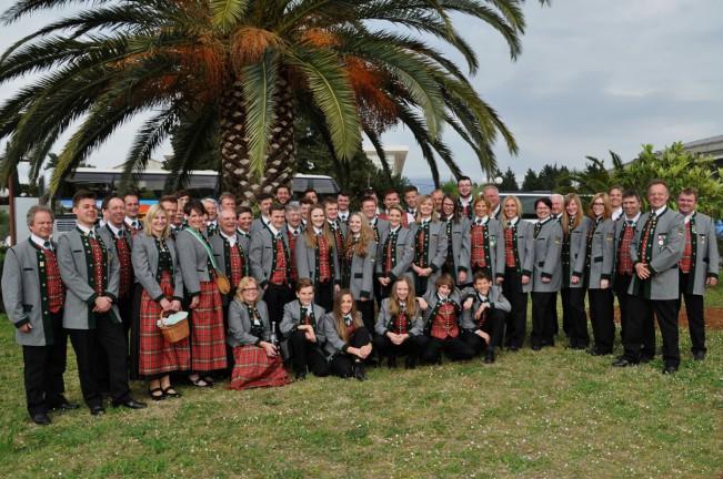 Konzertwettbewerb in Split 2015